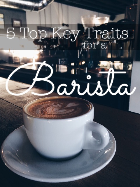 tips on being a barista