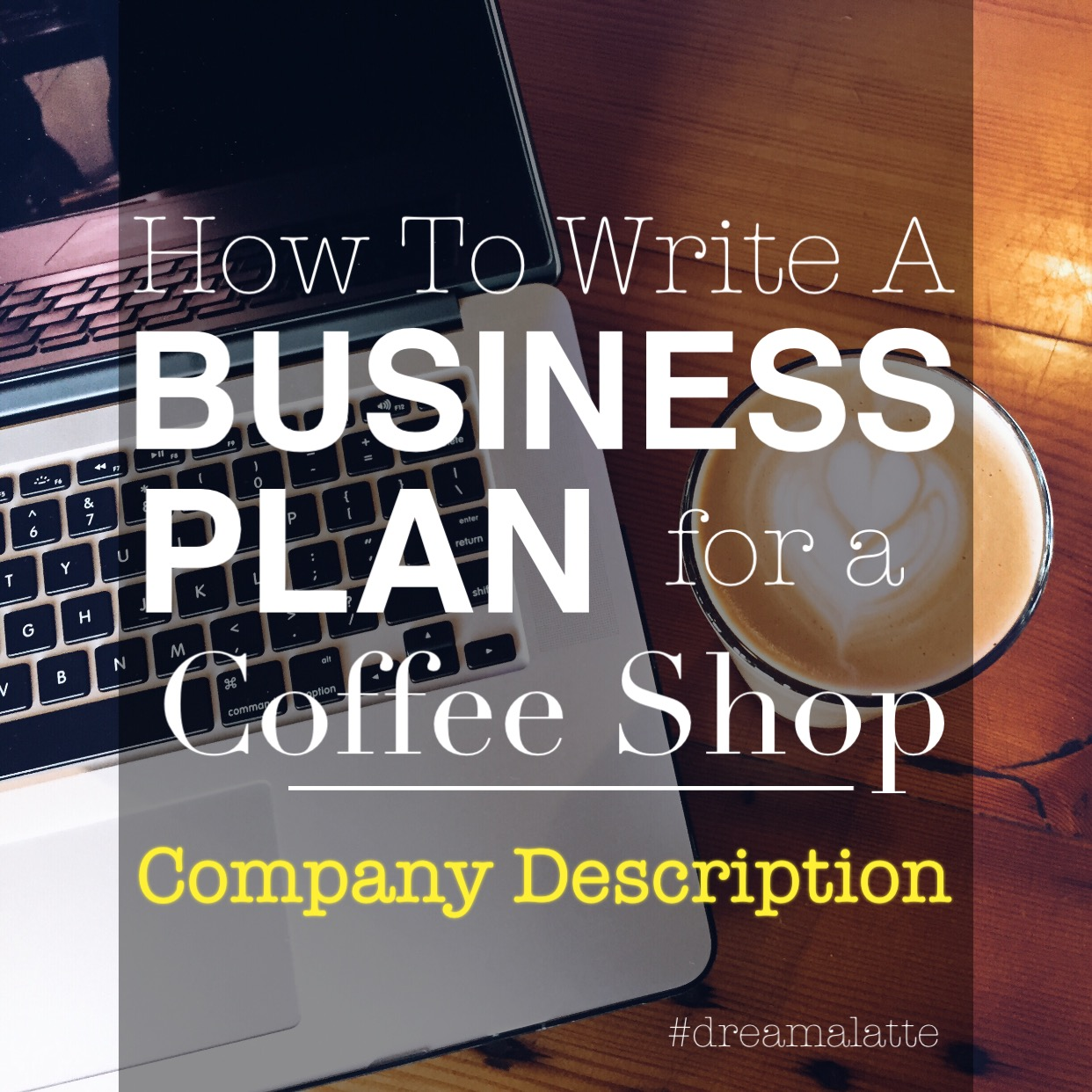 How to write business description